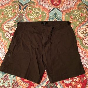Sanctuary brand cargo shorts